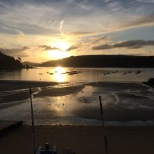 South Sands sunrise