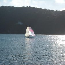 Perfect sailing in the Estuary